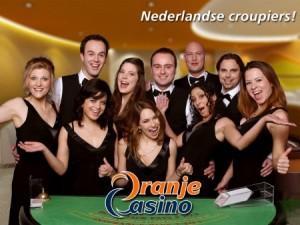Nederlandse croupiers