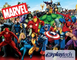 Playtech marvel